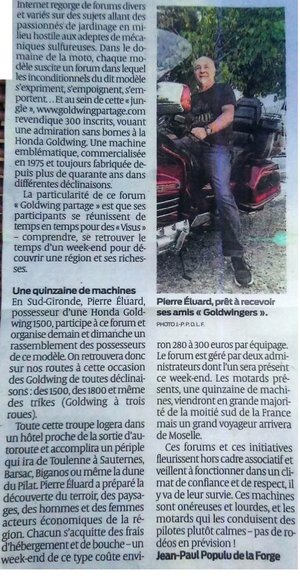 C.R. Weekend en Sud Gironde Pierre10