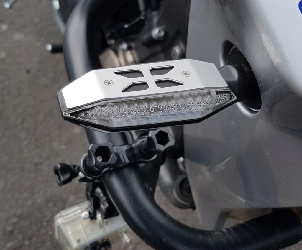 Problème Condensation Clignotant Led Plus Yamaha Captur10