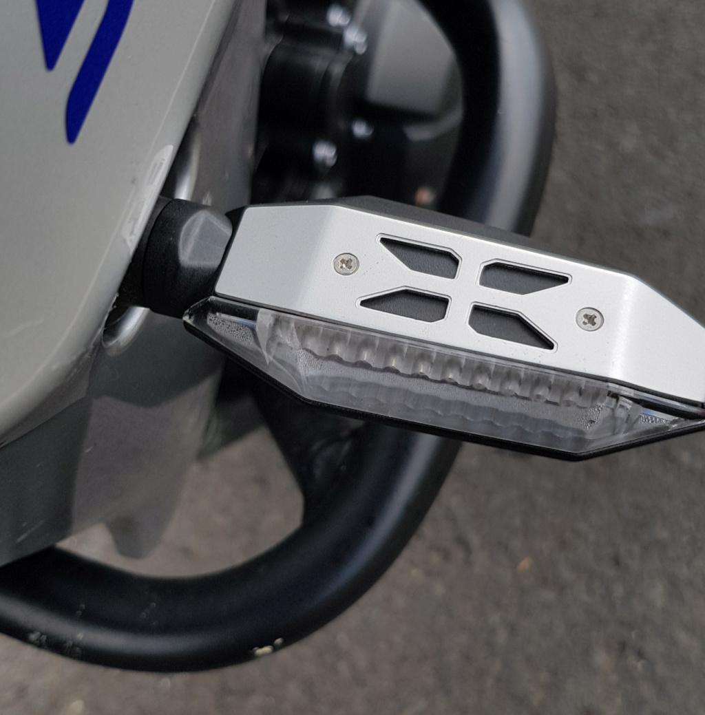 Problème Condensation Clignotant Led Plus Yamaha Captur11