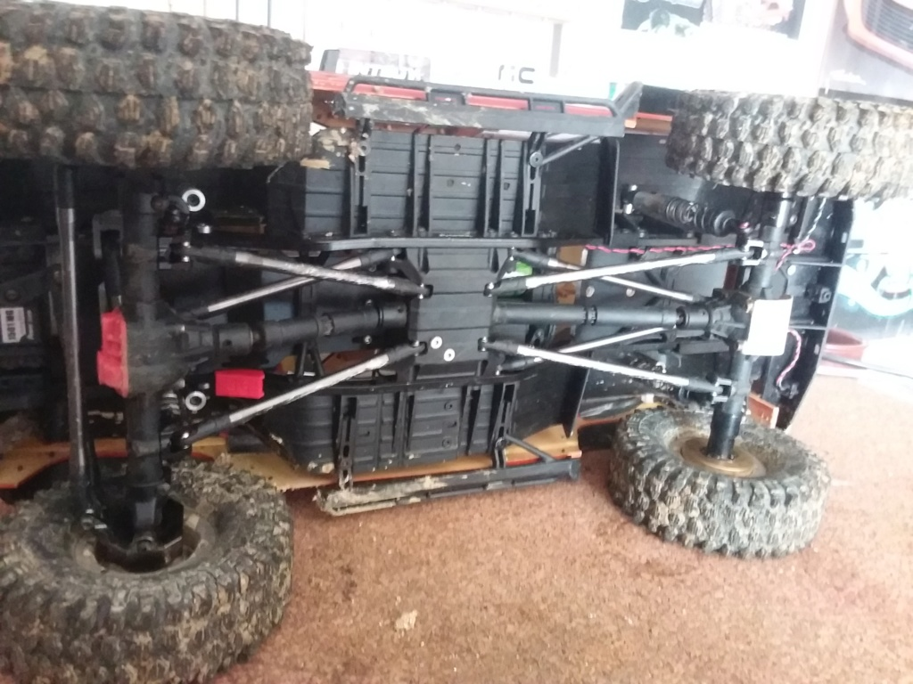 JEEP CHEROKEE XJ version ABS by Fgp974 20180710