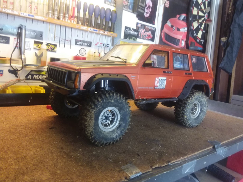 JEEP CHEROKEE XJ version ABS by Fgp974 20180711