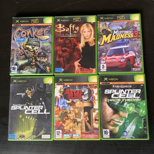 [ESTIM] Xbox - xbox 360 - jeux Img_1510