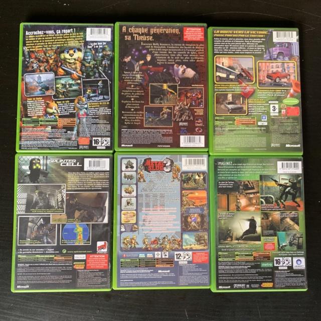 [ESTIM] Xbox - xbox 360 - jeux Img_1513