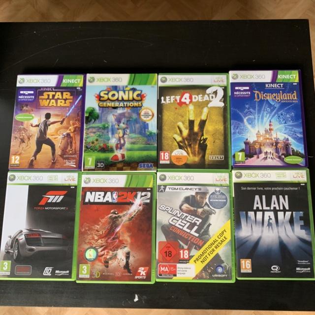 [ESTIM] Xbox - xbox 360 - jeux Img_1522