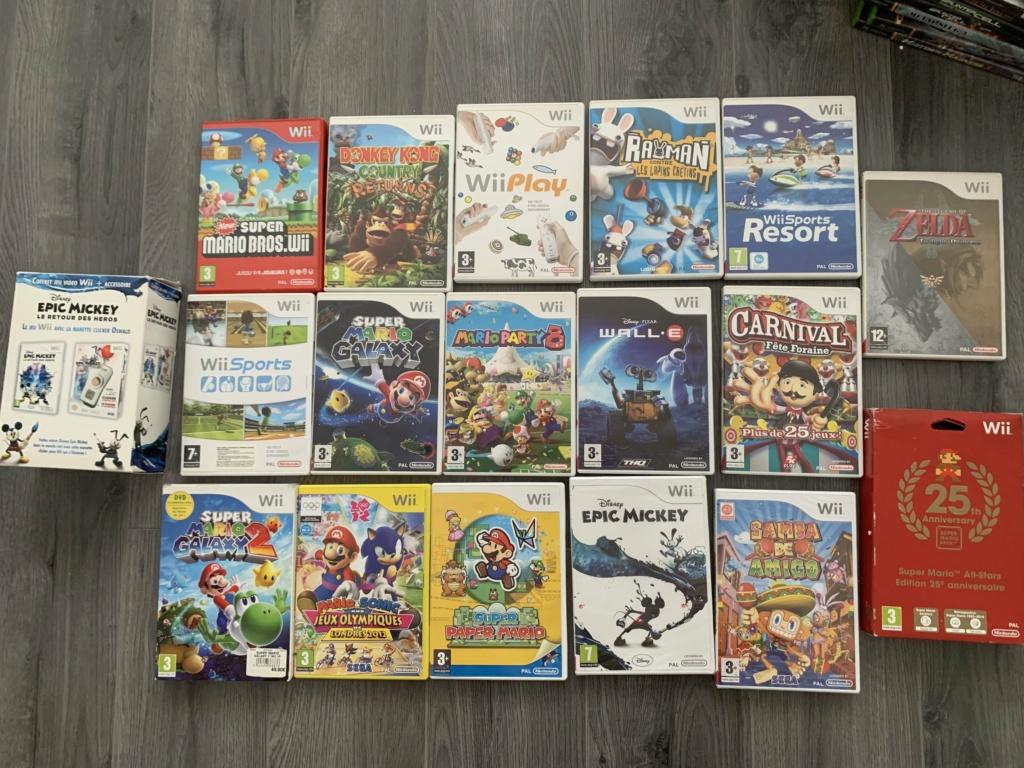 [VDS] Jeux Nintendo WII Wii10
