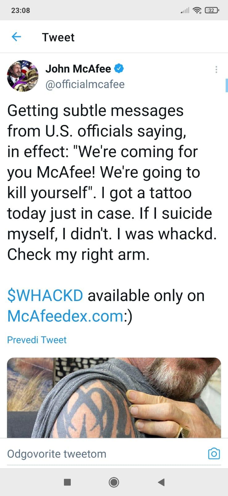 John McAfee pronađen je mrtav u svojoj ćeliji u Španjolskoj Img-2032