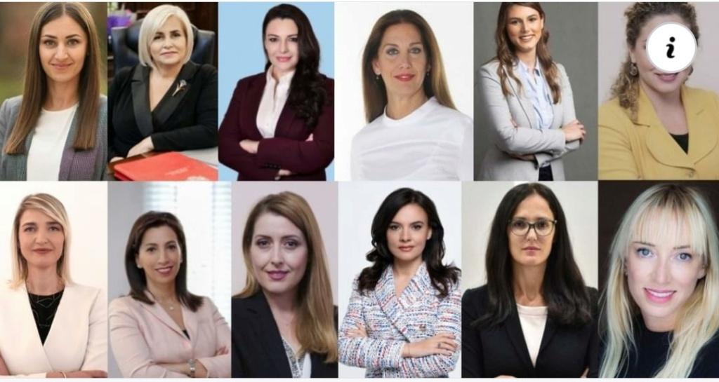Albanska vlada .12 ministrica i 4 ministra Img_2462