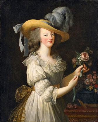 « Marie-Antoinette, Métamorphoses d'une image » - Page 2 Marie-10