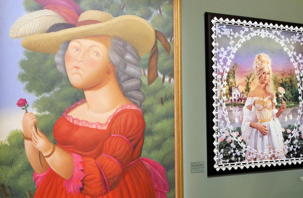 « Marie-Antoinette, Métamorphoses d'une image » - Page 2 Marie-11