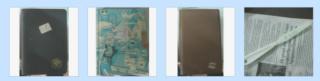 Πινέλο, μπλοκ, πλαστική σπάτουλα Scree141