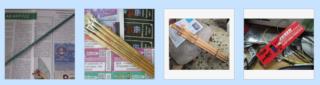 Πινέλα, μολύβια, καβαλέτο Scree147