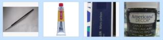 Πινέλο, χρώματα ζωγραφικής και χειροτεχνιών, μολύβια μελανιού κ.λπ. Scree149