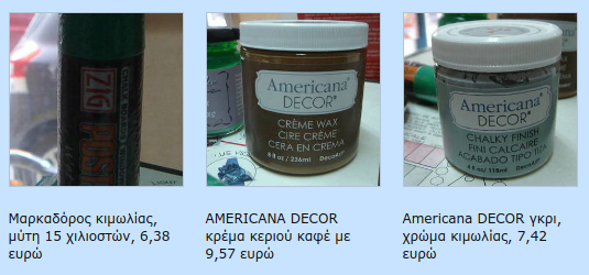 Πριόνι, χάρακας, μαρκαδόρος, κρέμα κεριού, χρώμα κιμωλίας Screen83