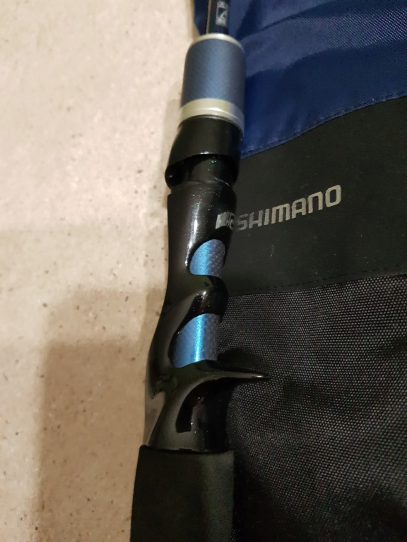 [vendo] [NUOVA] Shimano Game Type LJ B632R 20180910