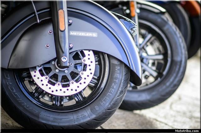 """01.19 : nouveau pneu Metzeler pour customs : """"CRUISETEC""""...  LA référence ? Access10"""