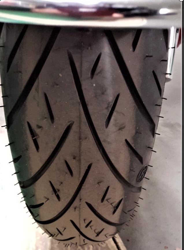 """01.19 : nouveau pneu Metzeler pour customs : """"CRUISETEC""""...  LA référence ? - Page 3 Cruise11"""