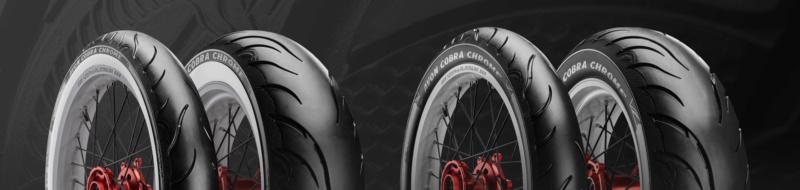 4ème trimestre 2018 : Nouveau pneu Avon COBRA CHROME Data10