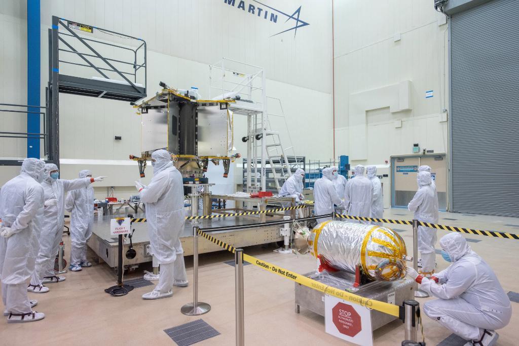 Lucy  - Préparation de la mission (astéroïdes et troyens) - Octobre 2021 0_jfif10