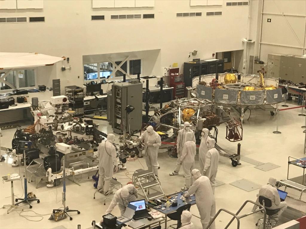 "Préparation du rover Mars 2020 ""Perseverance"" - Page 10 11022"