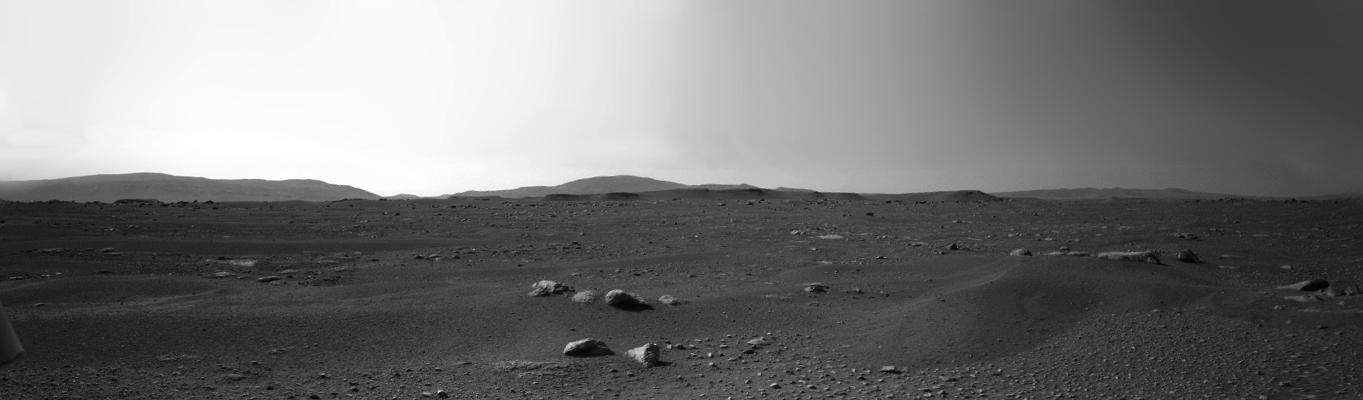 Mars 2020 (Perseverance) : exploration du cratère Jezero 1103