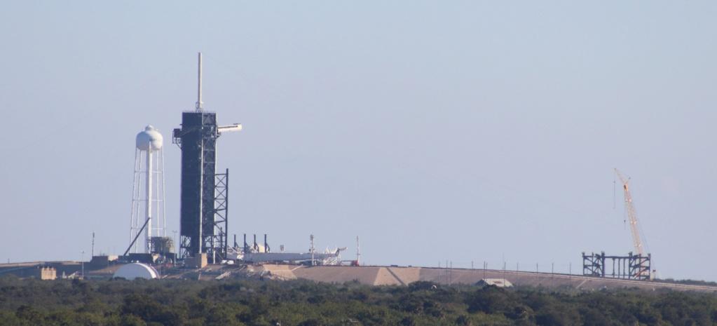 [SpaceX] Pad 39A : aménagements pour le Starship 11094