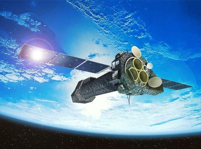 XMM Newton - Mission du télescope spatial 11097