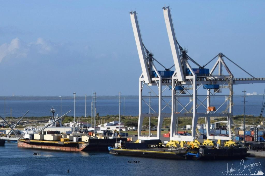 [SpaceX] Barges et flotte maritime de SpaceX - Page 3 11100