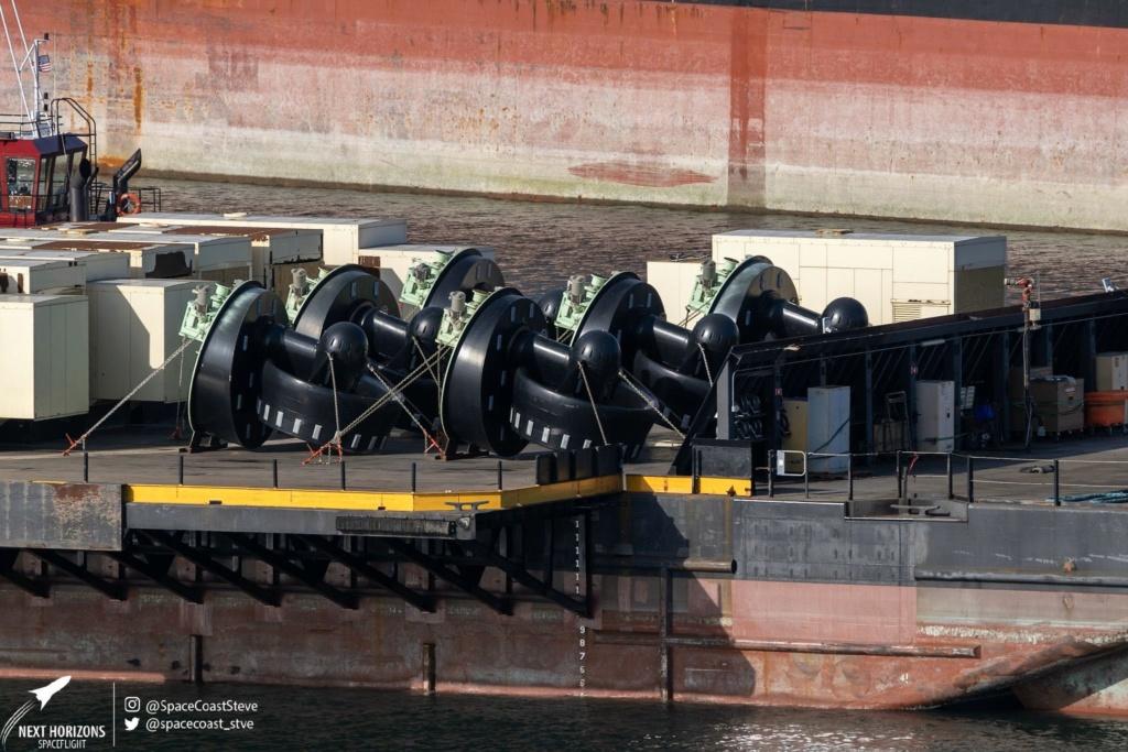 [SpaceX] Barges et flotte maritime de SpaceX - Page 4 11101