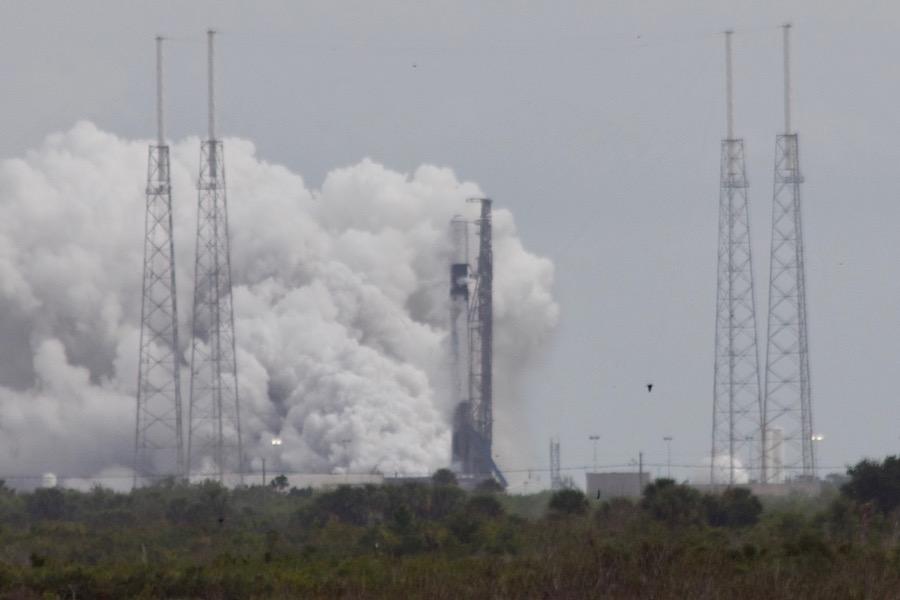 Falcon 9 (JCSAT-18/Kacific 1) - CCAFS - 17.12.2019 11111