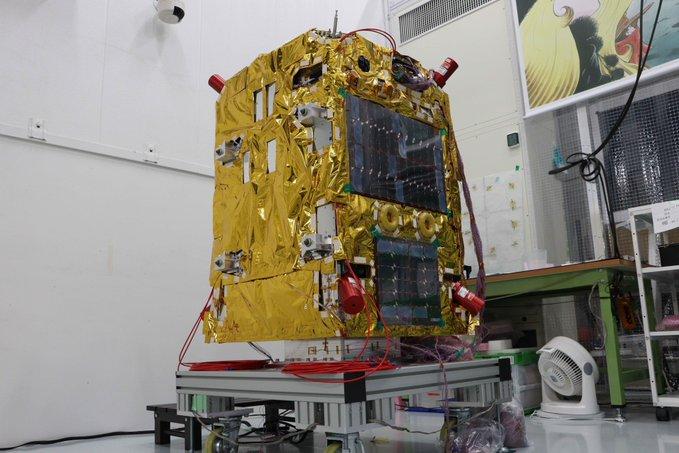 [Japon] ELSA-d (Astroscale) - 2021 11144
