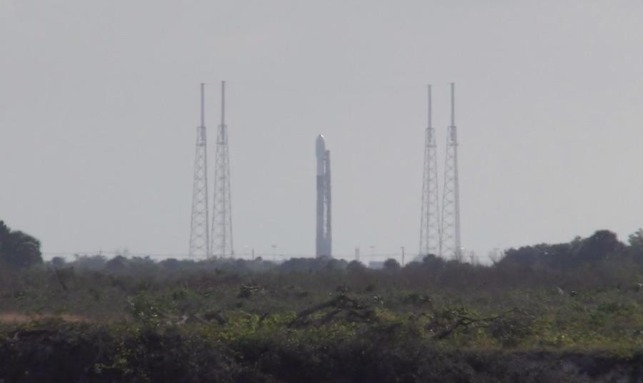 Falcon 9 (Starlink v1.0 L2) - CCAFS - 7.1.2020 11149