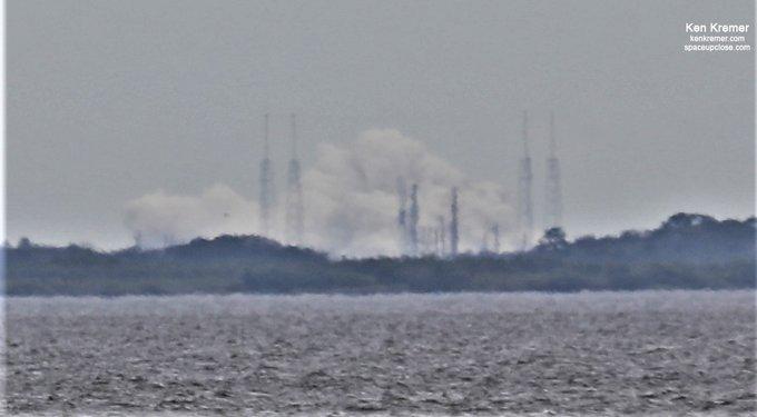 Falcon 9 (Starlink v1.0 L2) - CCAFS - 7.1.2020 11150