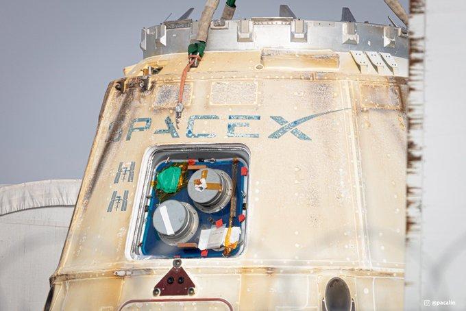 Falcon 9 (CRS-19) - CCAFS - 5.12.2019   - Page 4 11159
