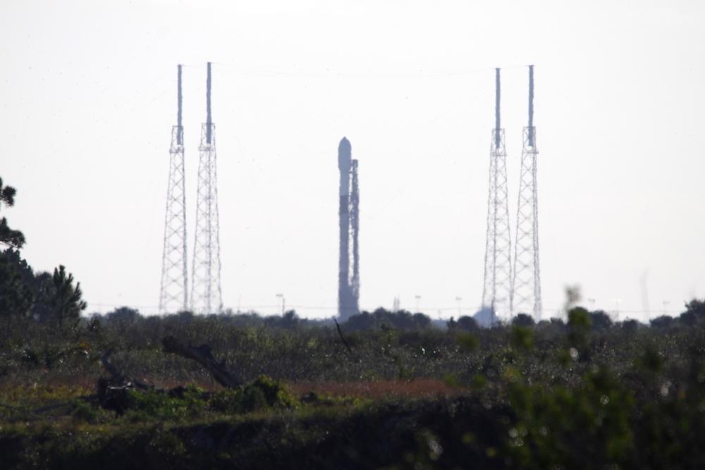 Falcon 9 (Starlink v1.0 L3) - CCAFS - 21.1.2020 11184