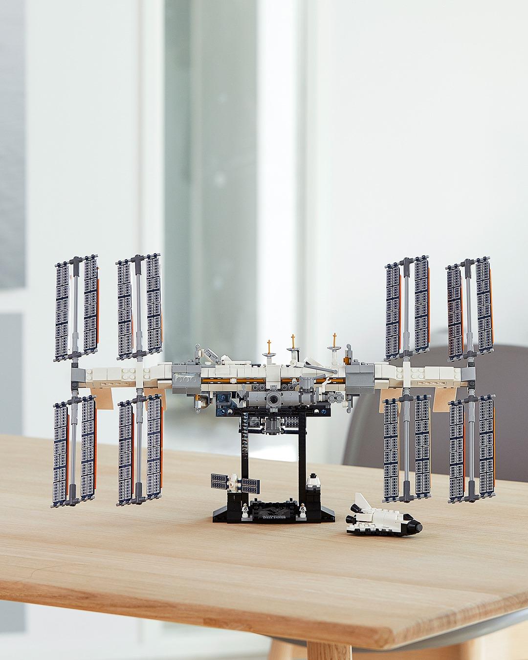 L'ISS en Lego ! 11188