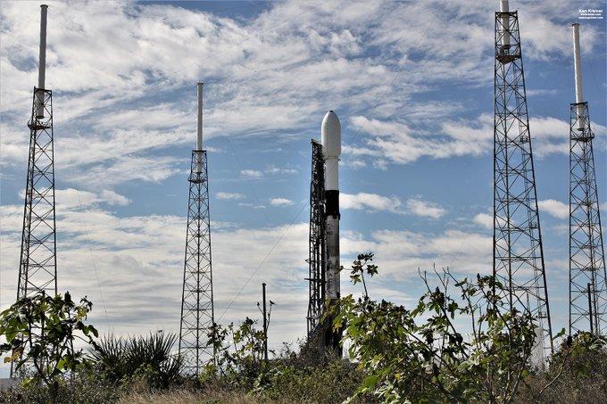 Falcon 9 (Starlink v1.0 L3) - CCAFS - 29.01.2020 [Succès] - Page 2 11200
