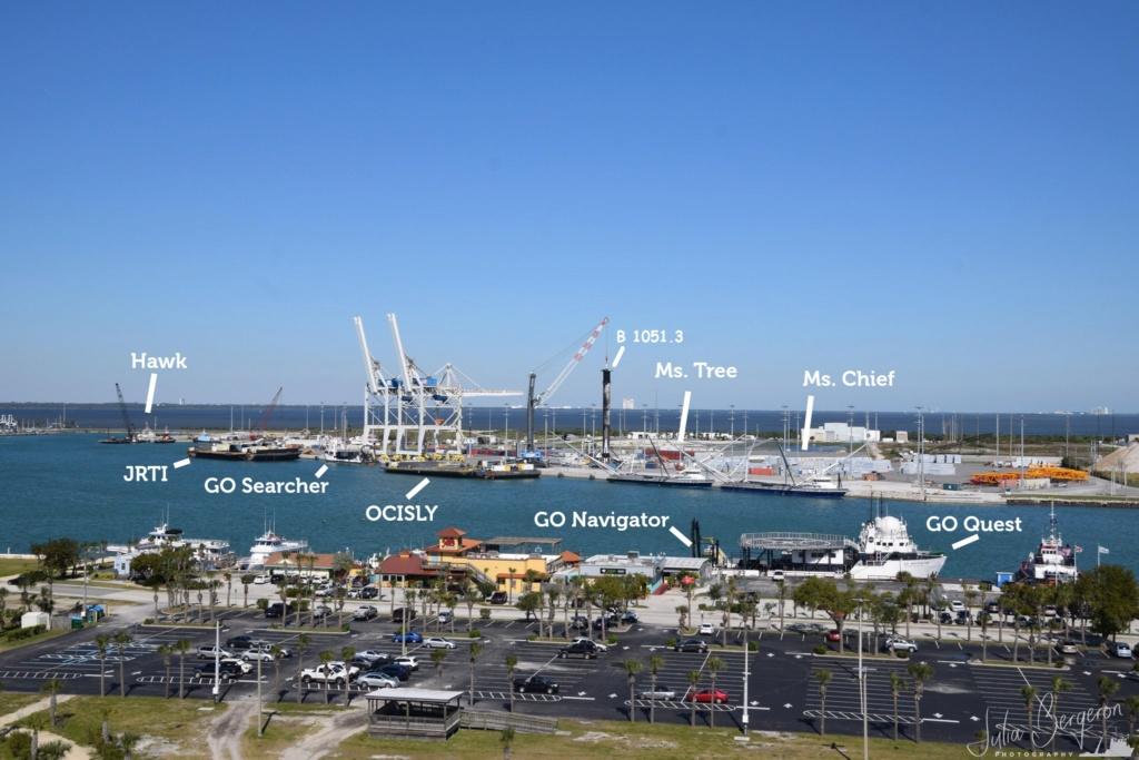 [SpaceX] Barges et flotte maritime de SpaceX - Page 4 11208