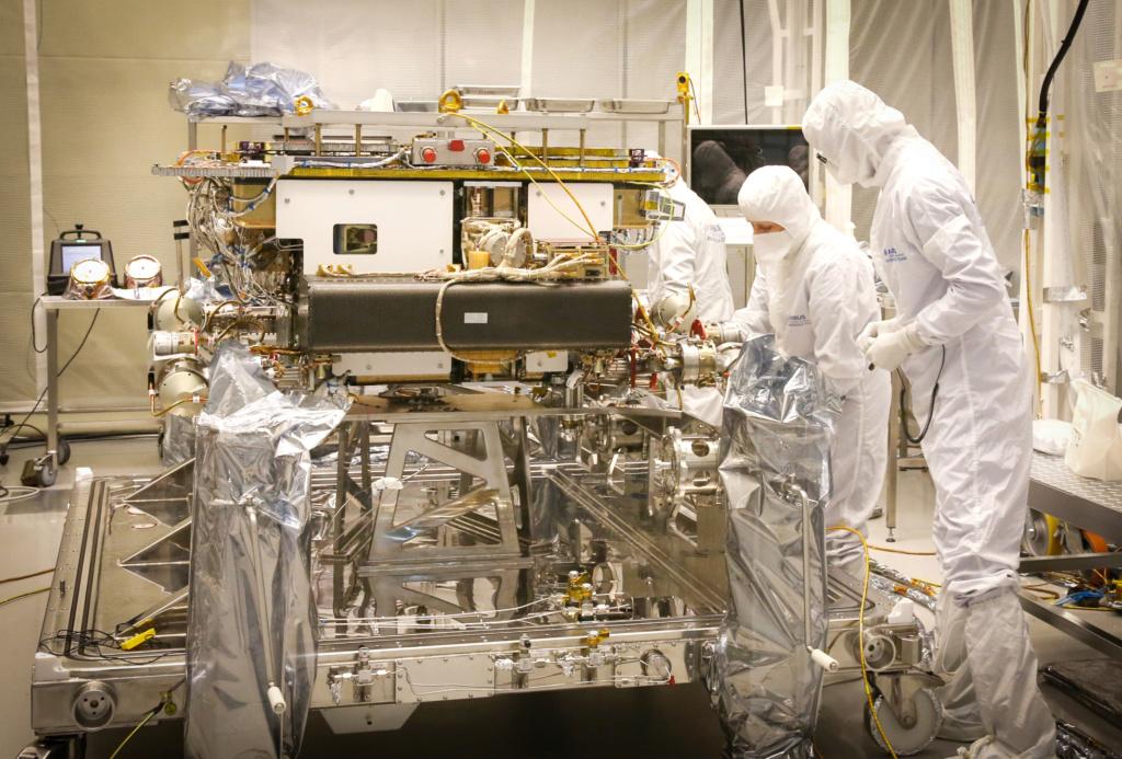 ExoMars - 2022 - Préparation de la mission (Rosalind Franklin) - Page 13 11224