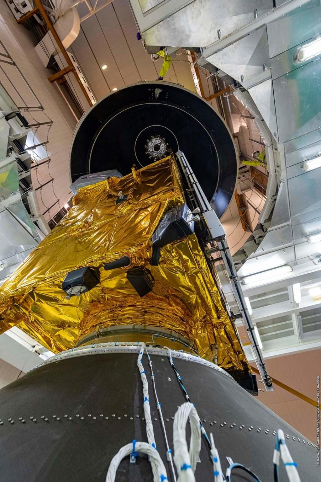 Ariane 5 VA252 (JCSat-17 & GEO-KOMPSAT-2B) - 18.02.2020  11231