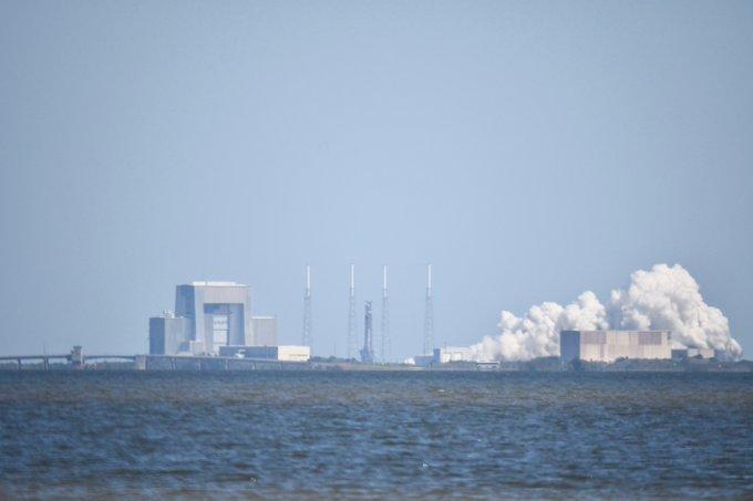 Falcon 9 (CRS-20) - CCAFS - 07.03.2020 11261