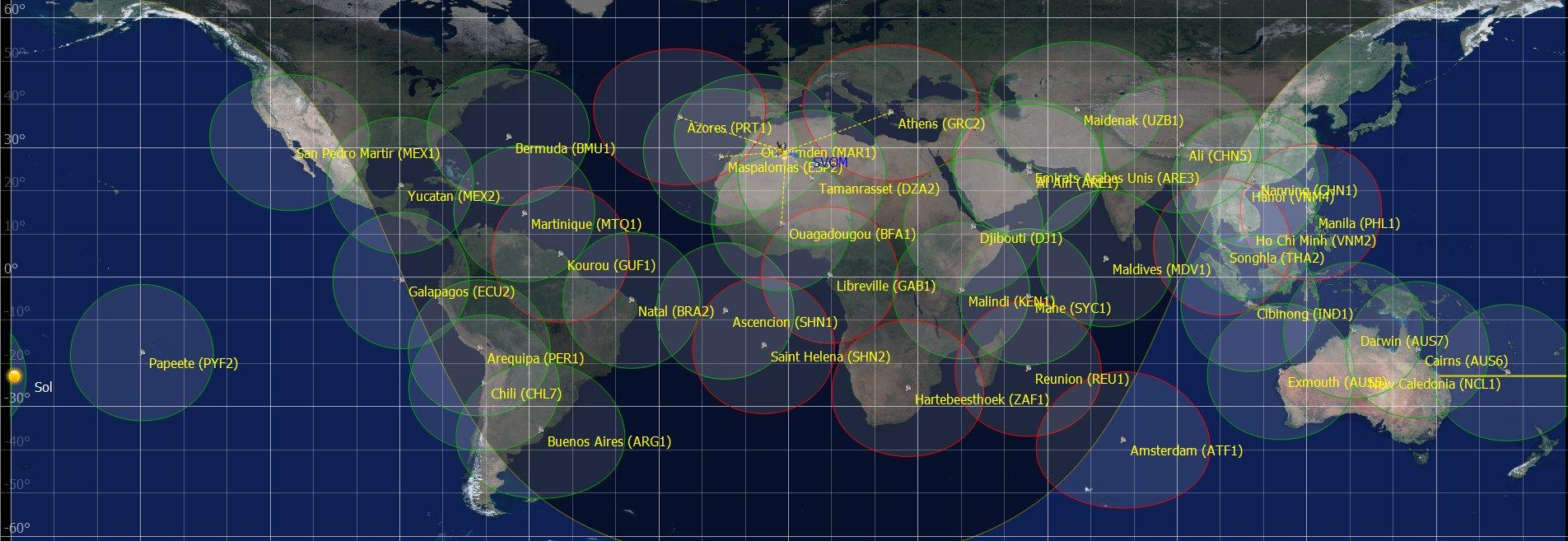 SVOM (étude des sursauts gamma) - 2021 11266