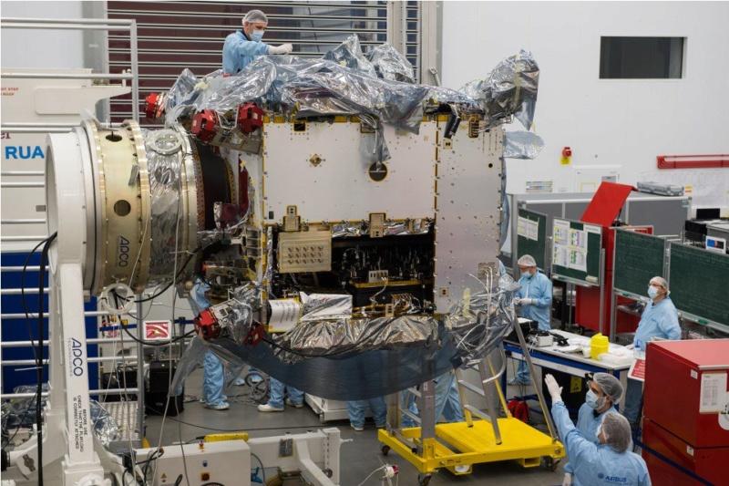 Solar Orbiter - Satellite d'observation du Soleil - 2020 1130