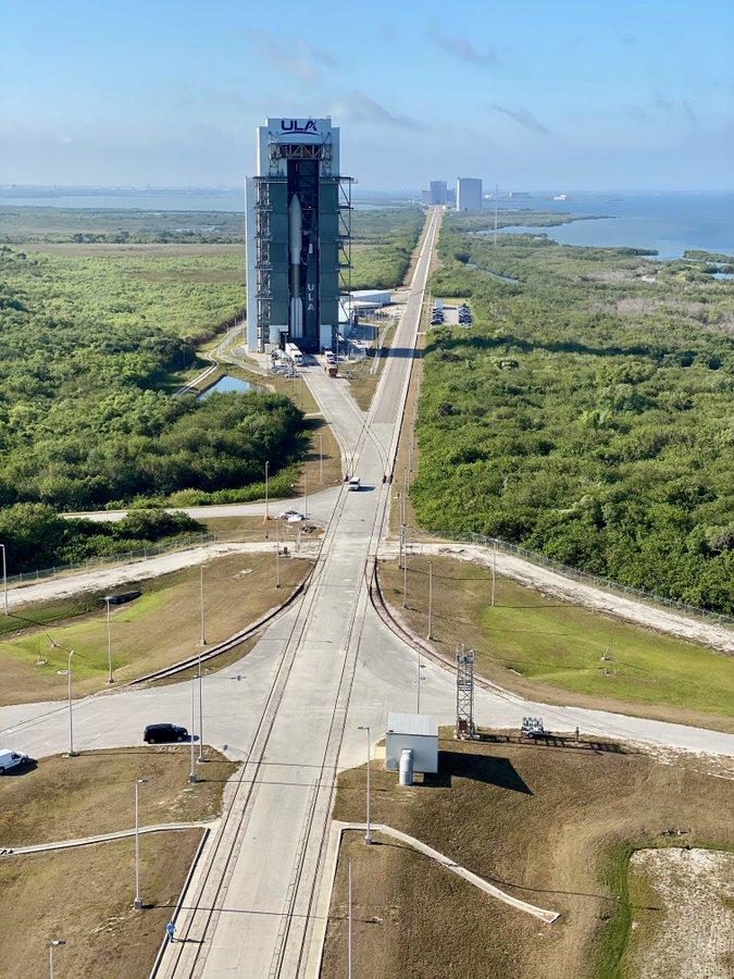 Atlas V (AEHF-6) - CCAFS - 26.03.2020 11312