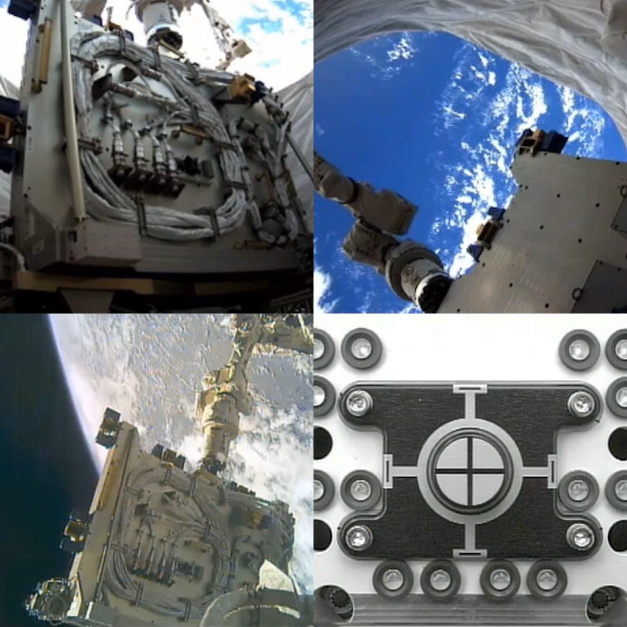 [ISS] Plateforme commerciale Bartolomeo fixée à Columbus - Page 2 11313