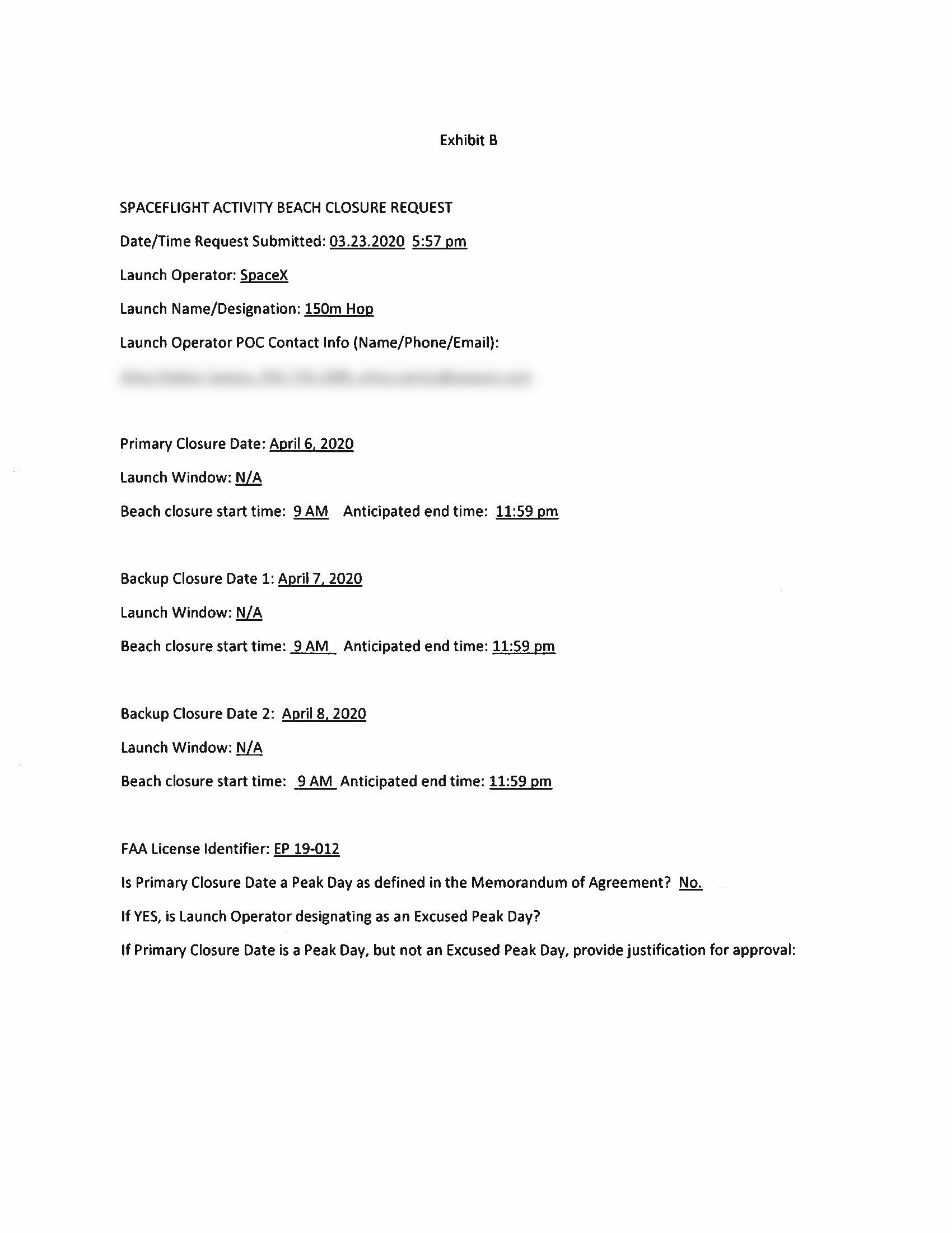 Starship SN3 (Boca Chica) [Echec] - Page 3 11323