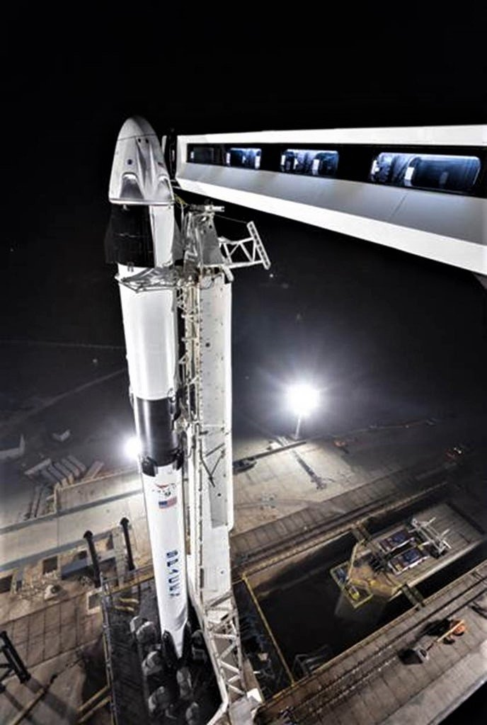 Falcon 9 (Dragon 2 Demo-2) - KSC - 30.5.2020 (1/2) - Page 7 11364