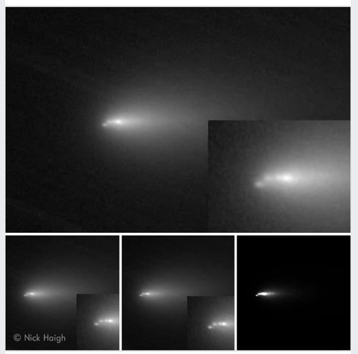 C/2019 Y4 (ATLAS) : une comète qui promet ? 11378