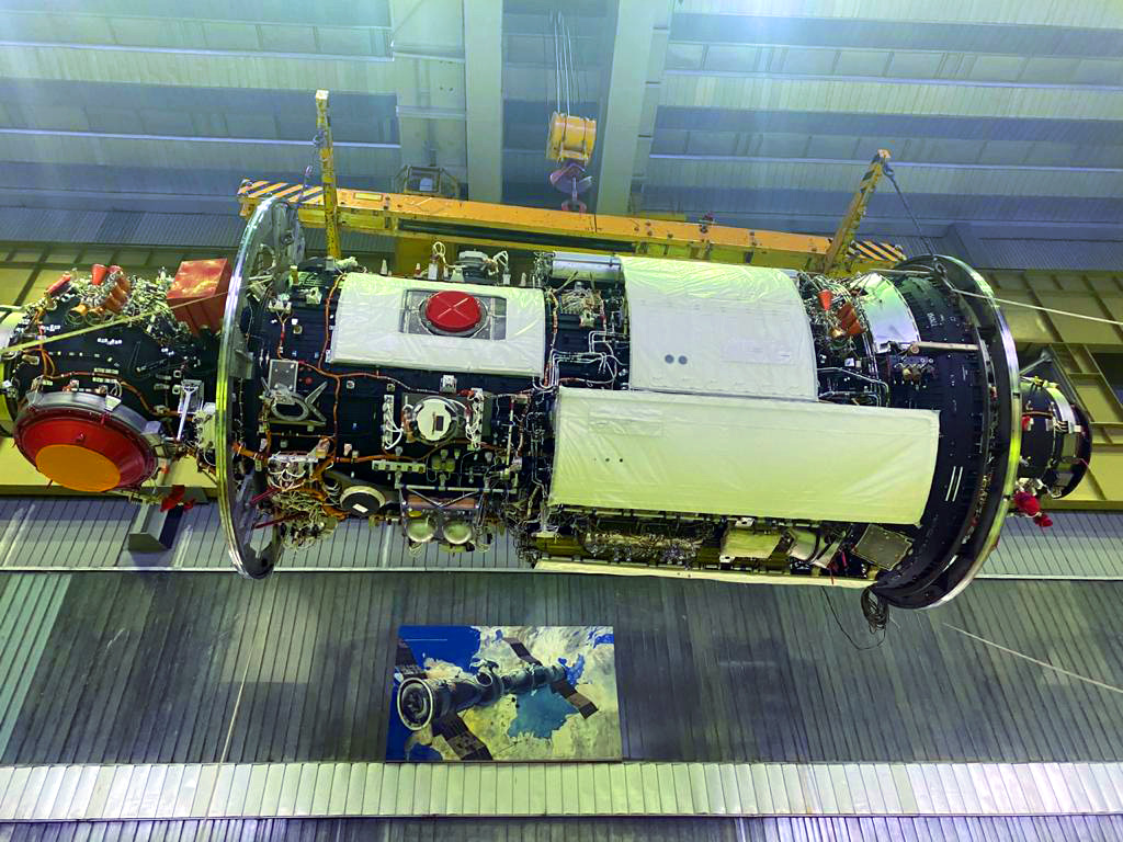 "Proton-M (MLM-U ""Nauka"") - Baï - Mai 2021 - Page 8 11387"