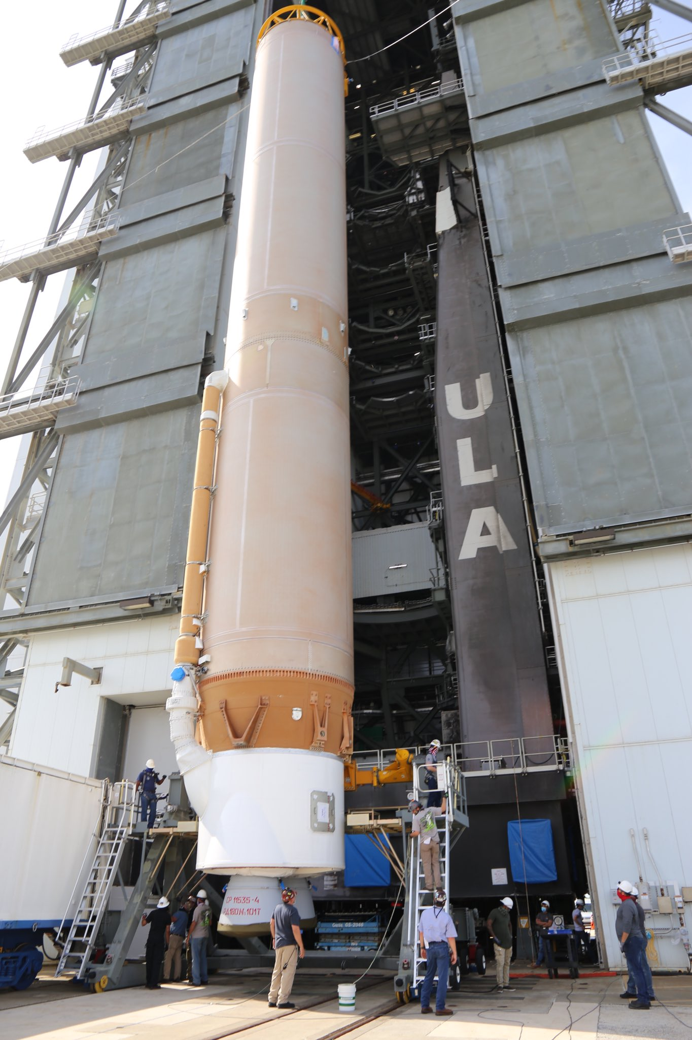 Atlas V (USSF 7 - X-37B OTV-6) - KSC - 17.5.2020 11410