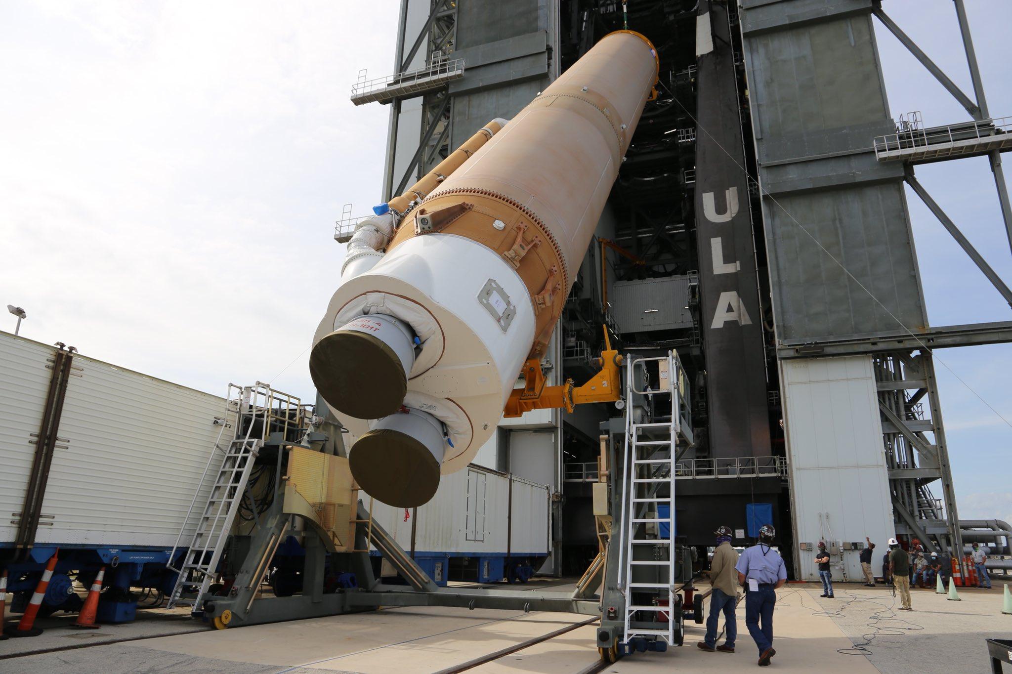 Atlas V (USSF 7 - X-37B OTV-6) - KSC - 17.5.2020 11412